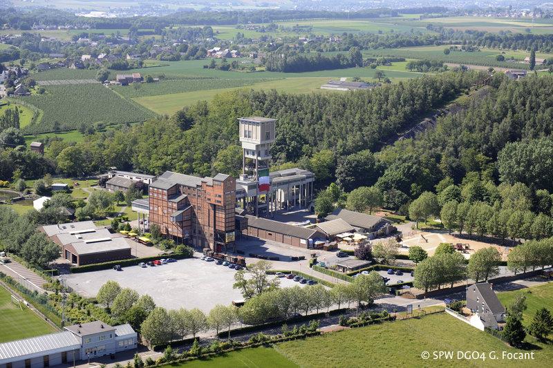 Blégny Coal Mine