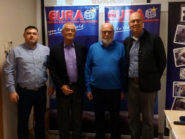 IARU-EURAO meeting 2017