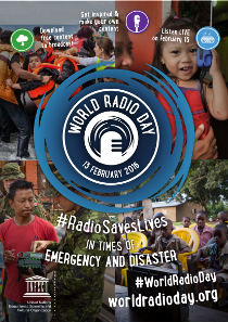 World Radio Day 2016