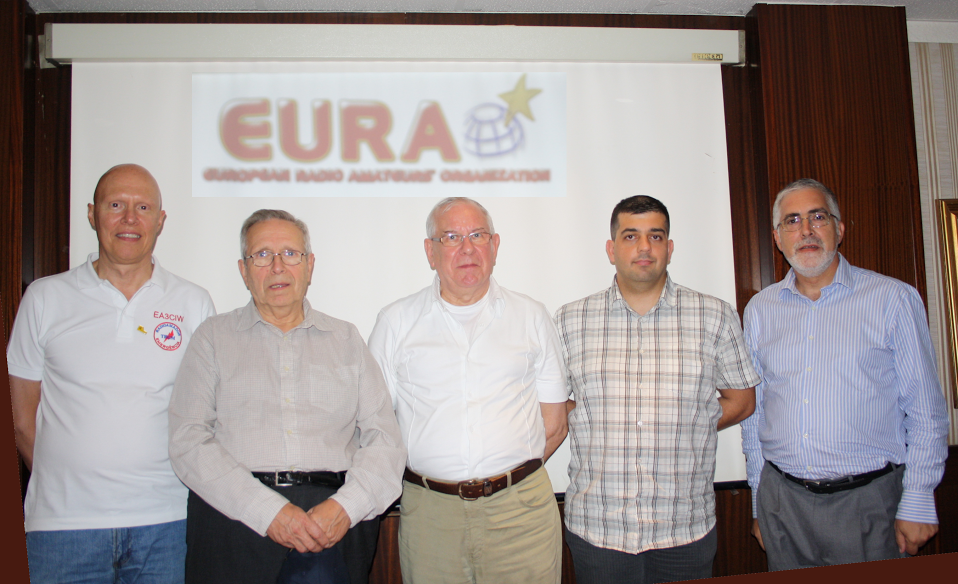 EURAO Meeting Barcelona 2011