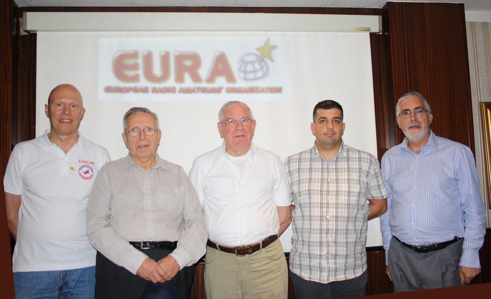 EURAO Meeting Barcelona 2011