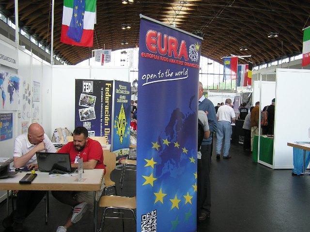 EURAO at HAM RADIO 2013