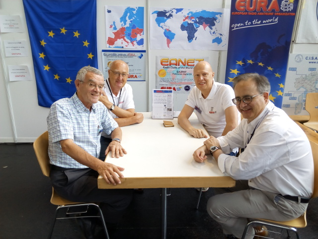 EURAO at HAM RADIO 2017